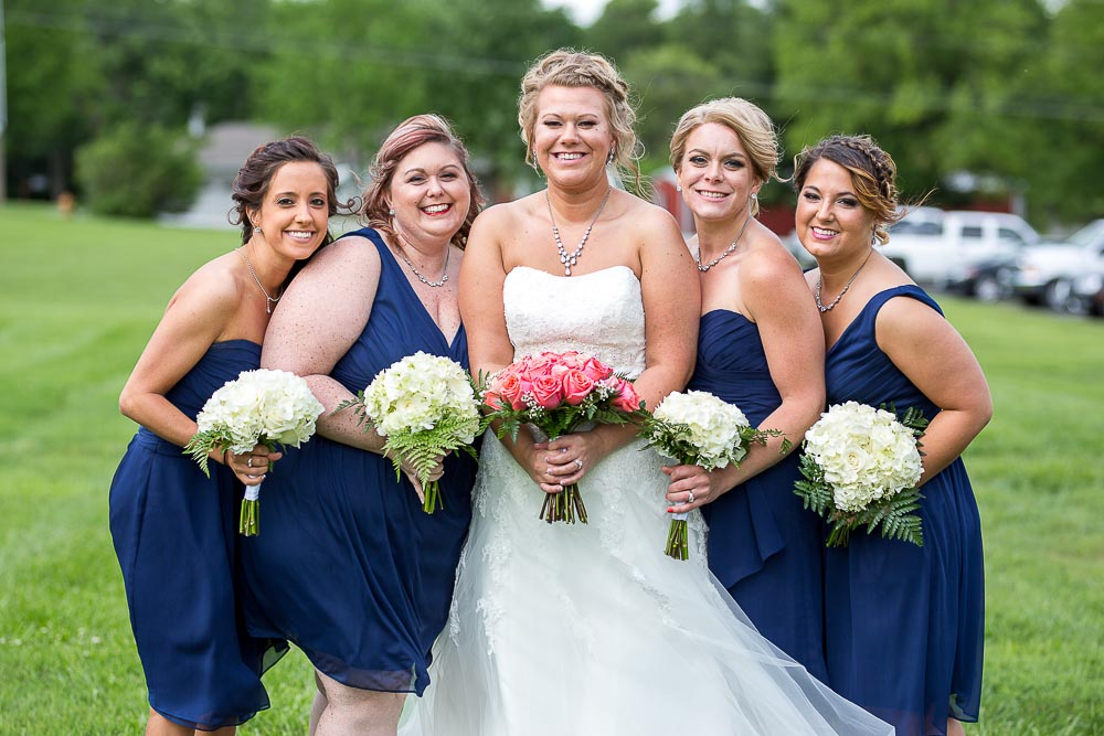 Bliss Plaza wedding photography bridesmaids