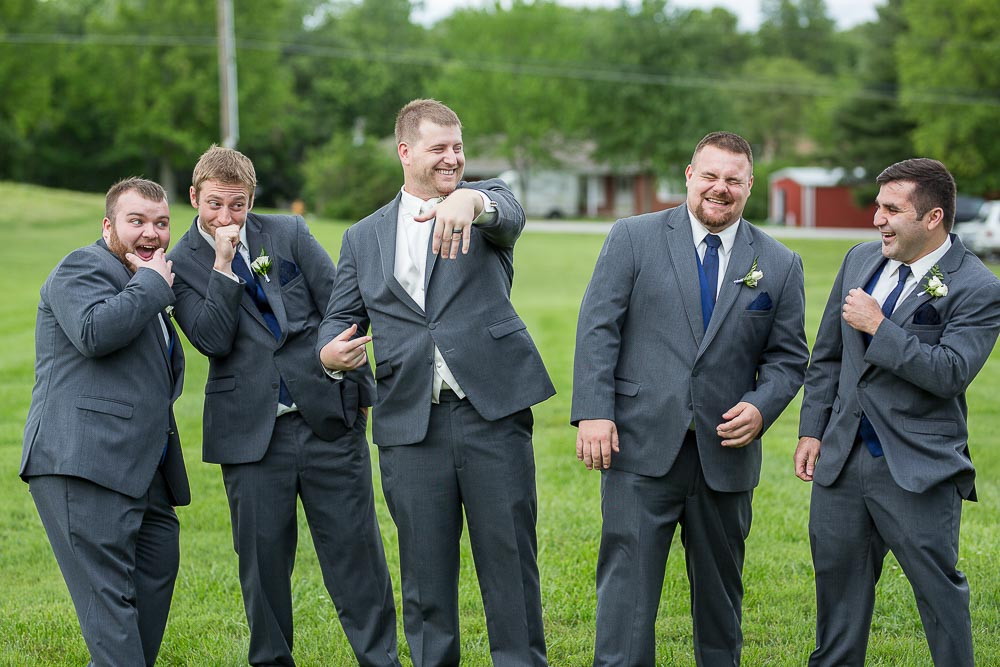 Bliss Plaza wedding photography groomsmen photos