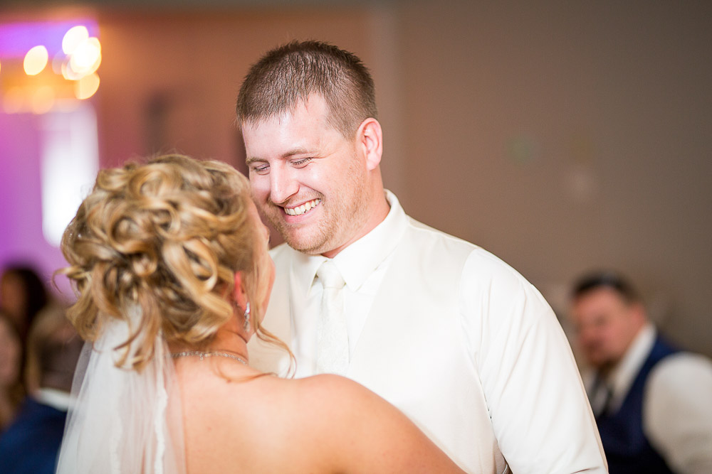 Bliss Plaza wedding photography first dance