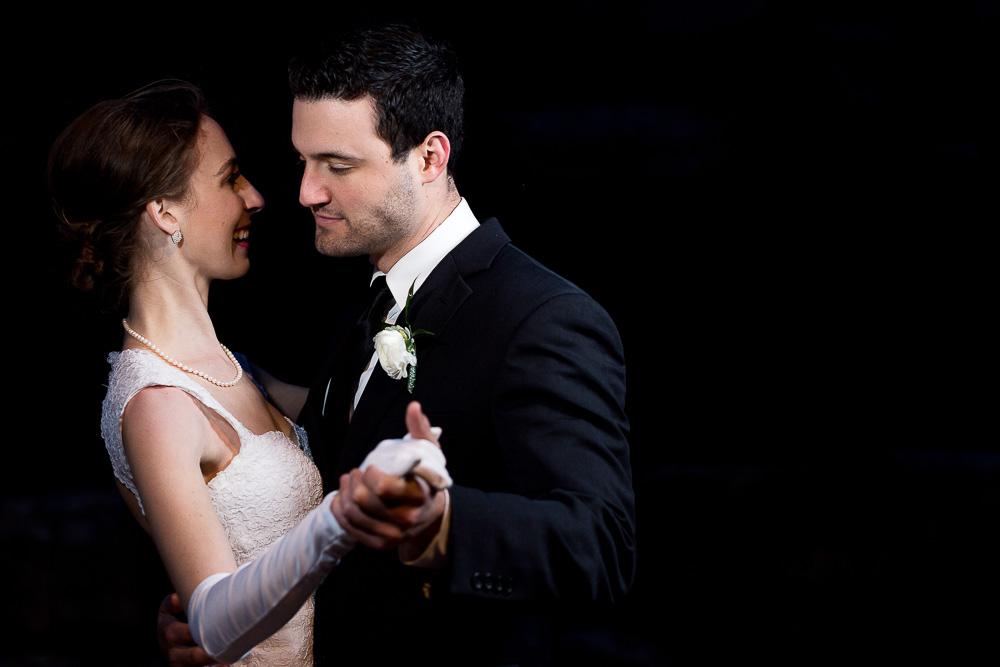 Hilltop at Berry Acres Odessa Missouri wedding dancing night shot