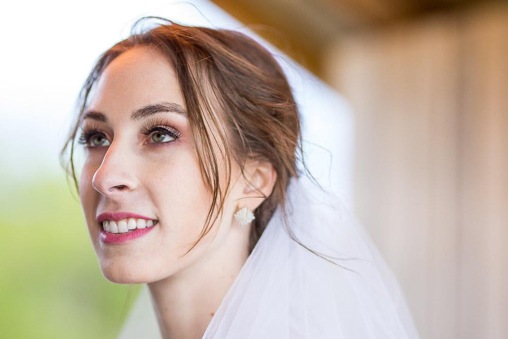Berry Acres Odessa Missouri wedding bridal portrait
