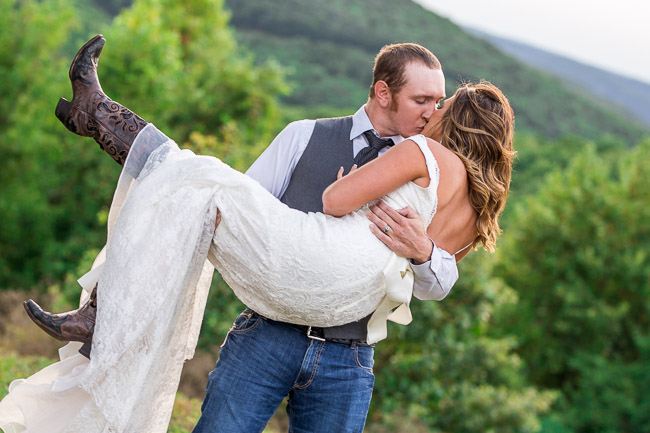 Big Cedar Lodge Branson Elopement Photography