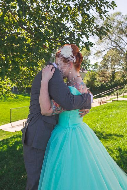 Weatherby Lake Community Center Wedding