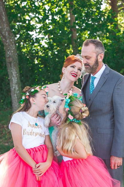 Kansas City alternative wedding ceremony