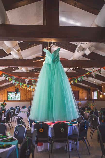 Weatherby Lake Community Center alternative wedding in Kansas City
