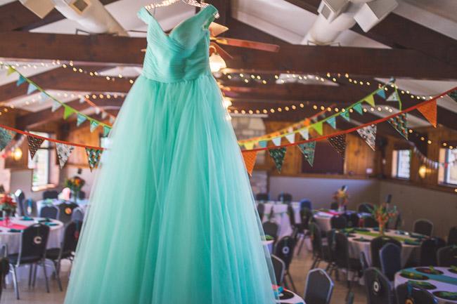 Weatherby Lake Community Center off beat wedding in Kansas City