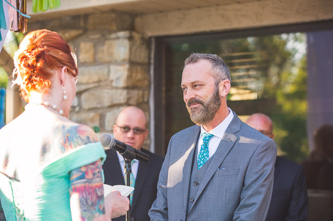 Kansas City off beat wedding