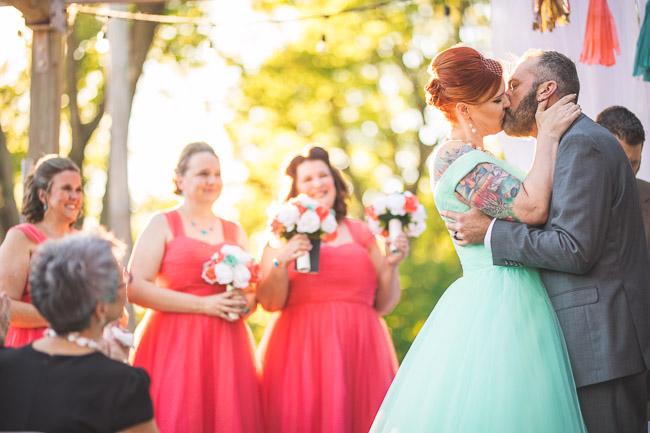 Alternative wedding in Kansas City