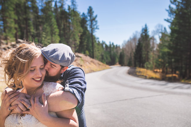 Flagstaff wedding photography