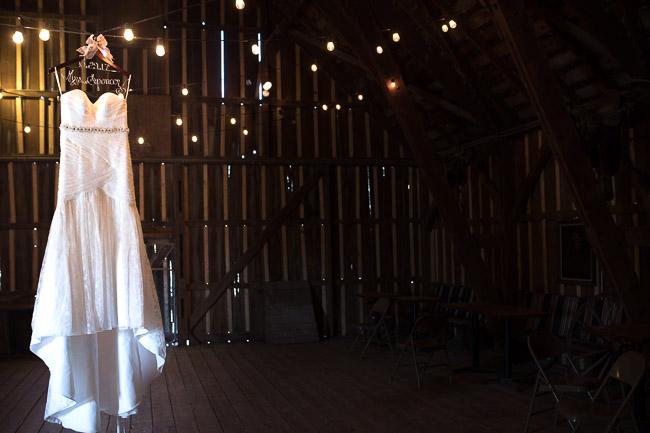 Pine Dell Horse farm wedding getting ready in the loft