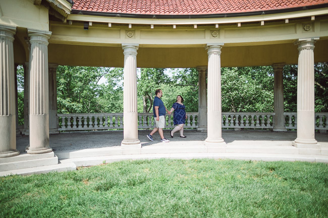 The Colonnade Kansas City Engagement
