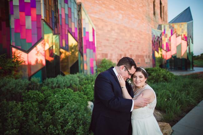 Prairie Fire museum wedding photography